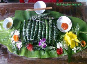 Bánh răng bừa- đặc sản vùng đất Văn Giang, Hưng Yên