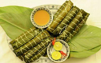 Bánh tẻ ở Hà Nội mua chỗ nào ngon nhất và bao nhiêu tiền?